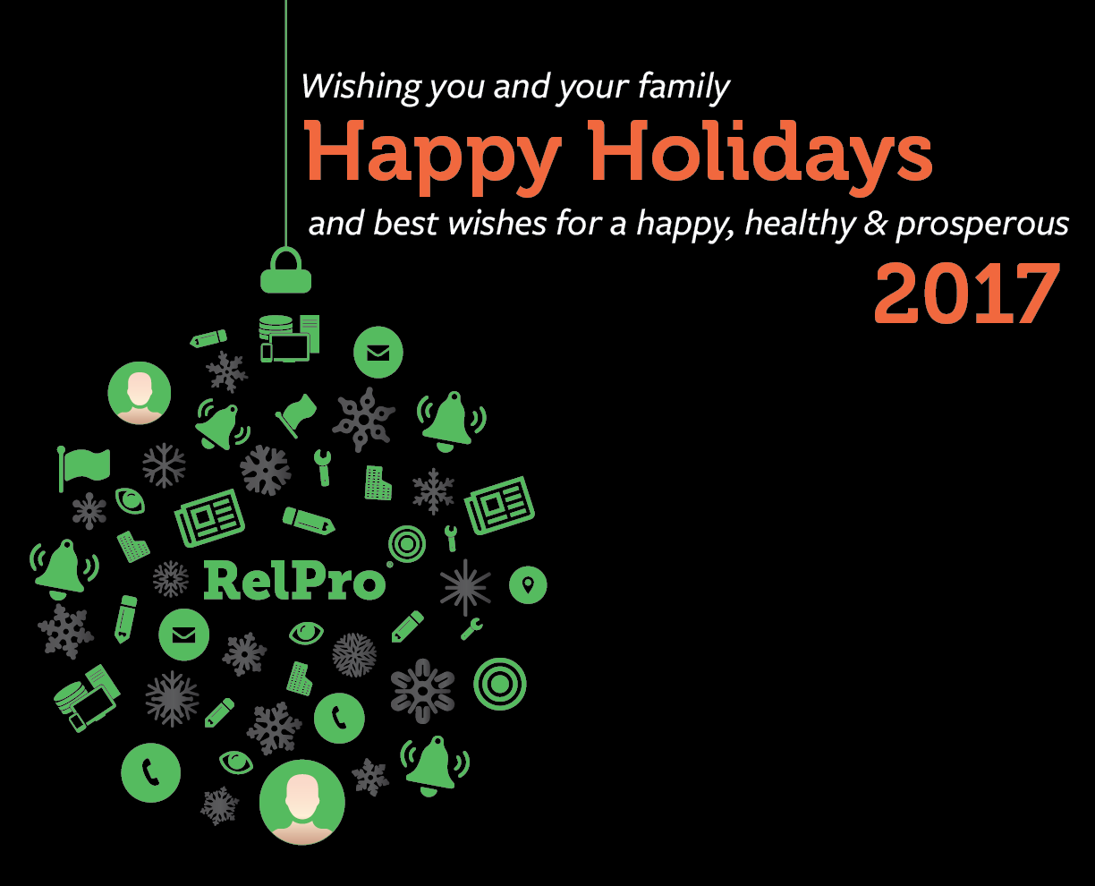 Happy Holidays from Relpro